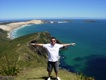 Am Cape Reinga NZ