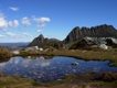 Landschaft am Cradle Mountain